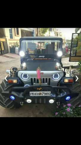Jeeps Thar Gypsy Hunter