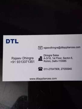 DTL Require Female Telecaller