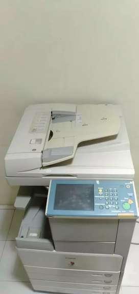 fotocopy machine