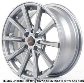 HUSTLER JD9018 HSR R16X7/85 H8X100-114,3 ET42/35
