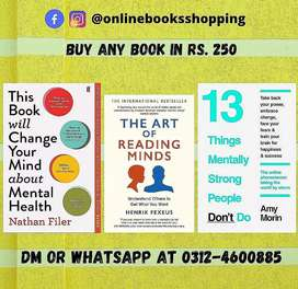 The Art of Reading Minds Book