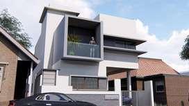 NEW 30X50 EAST FACING HOUSE FOR SALE AT LBS NAGAR, SHIMOGA.
