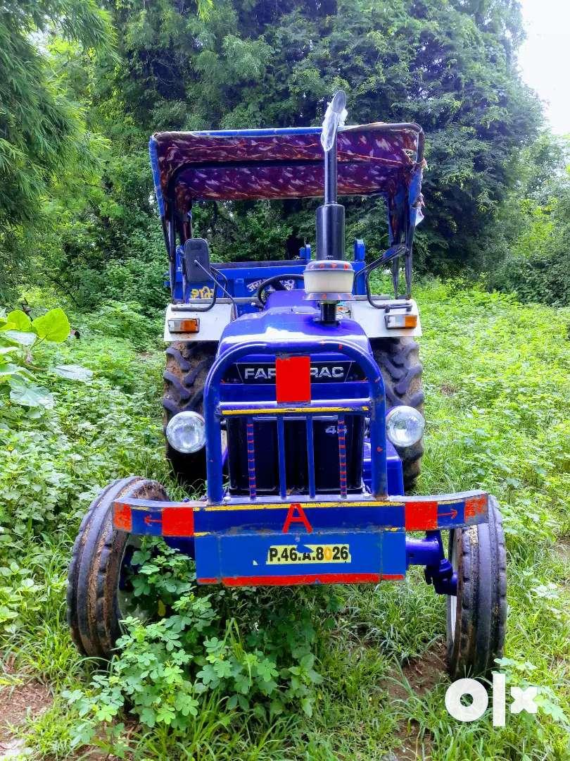 new tractor farmtrac 45 hp 0