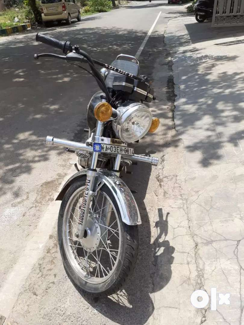 RX 135 bike 0