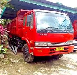 Dump Truck Nissan pk260