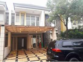 Disewakan Rumah Cluster Maple Summarecon Bekasi