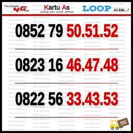 Nomor Cantik Telkomsel Seri Naik