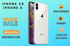 iPhone XS 256GB - Exchange Offer - iPhone X 256GB - 0%EMI - COD