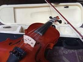 Violin 4/4, merek Harrier