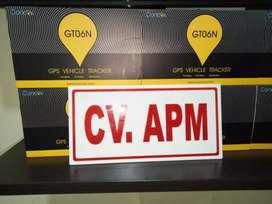 Paket hemat GPS TRACKER gt06n alat keamanan mobil/motor, simple+server