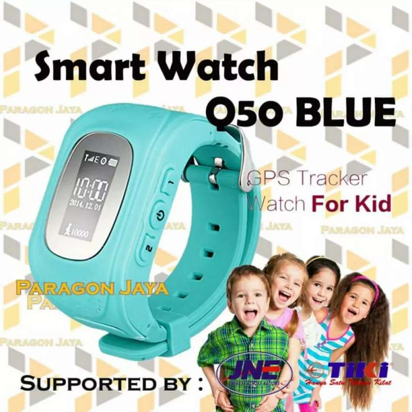 Smartwatch Q50 / Q50 Smart Watch for Kids with GPS Sim Card  0