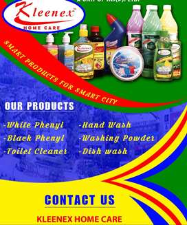 READY TO SET UP Home Cleaning Products Unit is available for joint ven