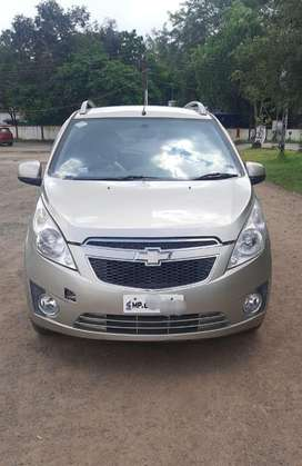 Chevrolet Beat 2010-2013 LT, 2011, Petrol