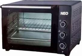 New oven available with suitable price,