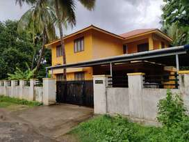 A house with 47 cent of land for sale