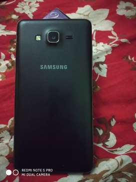 Samsung Galaxy on 7 .2 years old. Very good con