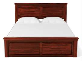 Queen Size Sheesham wood bed 2 days old