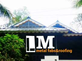 Roof work , shingles, auto gate, steel fabrication