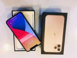 I PHONE 11 PRO 64GB GOLD COLOUR BRAND NEW CONDITION WITH WARRANTY