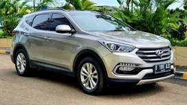 Km.37rb Hyundai All New Santa Fe Facelift 2.4 Limited Panoramic 2016