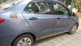Single handed car, its tourist vehicle with yellow number plat,