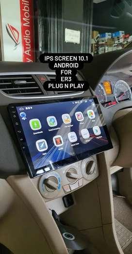 HU Android Orca 10inchi Ram 2/32gb plus on Ertiga | Boy Audiophile
