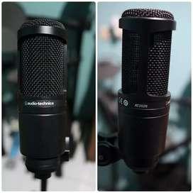 AT 2020 Audio-technica