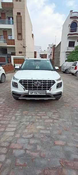 Hyundai Venue 2019 July Diesel Well Maintained New condition