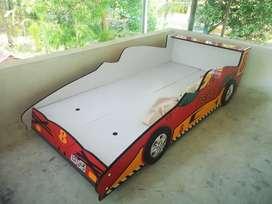 Race car Bed