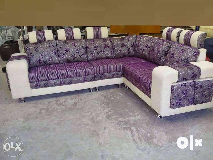 fantastic quality L shape sofa 0
