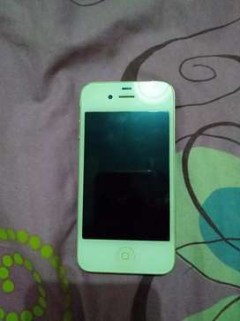 Iphone 4 muraahhh