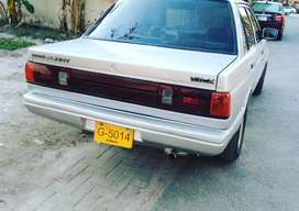 New Nissan Sunny is Up for Sales