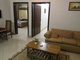 Ground 2 bed pvt condo bahria town family only utilities includd
