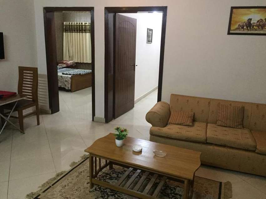 Ground 2 bed pvt condo bahria town family only utilities includd 0