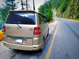 Suzuki APV for RENT in Lahore for TOURISM