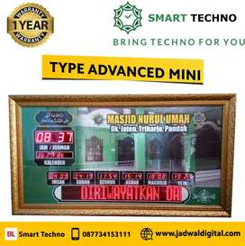 Laku Keras Jam Digital Masjid Advanced Mini di Bando Baro