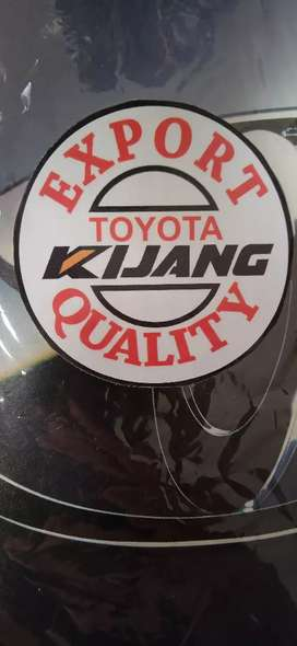 Stiker Kijang Export Quality