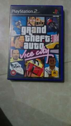 Grand theft auto vice city gta ps2
