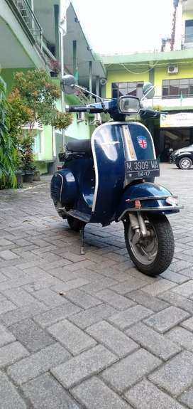 Vespa pts 100 th 79