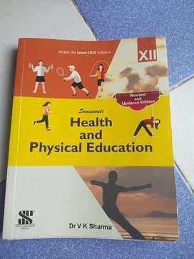 Class 12 , Physical Education , Sarawati Publication