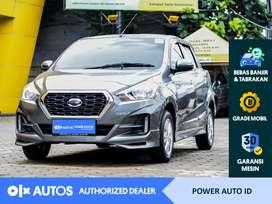 [OLXAutos] Datsun Go Panca 2019 Bensin 1.2 A/T Abu-Abu #Power Auto ID
