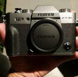 Fujifilm XT30 X-T30 body + Fujinon XF 16mm F2.8