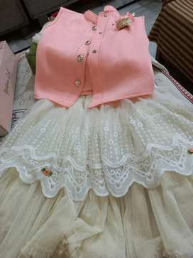 Party wear dress 10 to 12 years girl