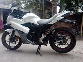 Suzuki gixxer sf(BU series)