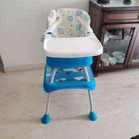R for rabbit HIGH CHAIR