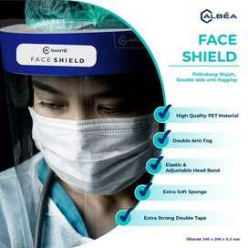 Promo Face Shield Medis Standard WHO ANSI ISEA Z87.1-2010