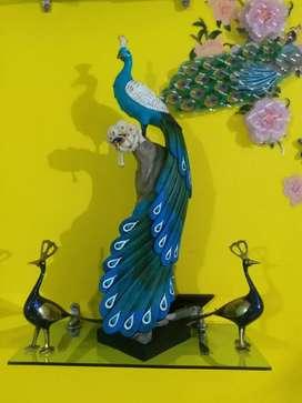 Italy made peacock