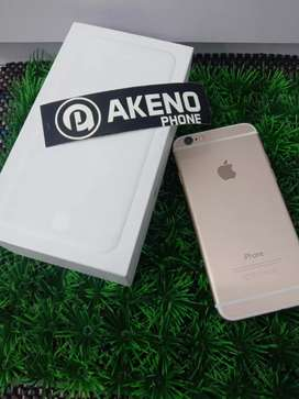 iPhone 6 64 gb Fullset second murah bos