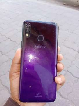 Infinix hot8good canditon
