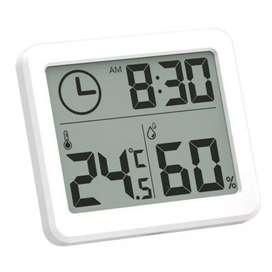 ANENG Jam Digital Meja Dinding Thermometer Hygrometer Sensor - ZL20